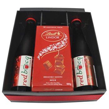 Kit Cerveja RedBocq & Chocolate