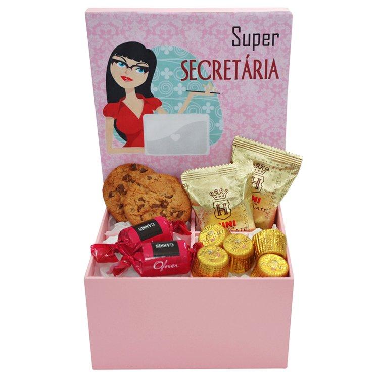 Para Uma Super Secretária