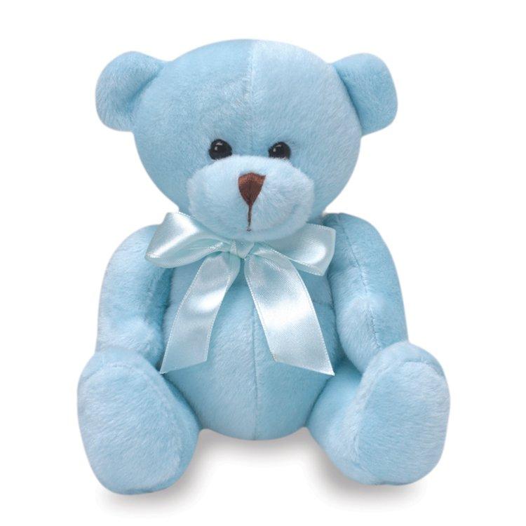 Ursinho Batutinha Azul