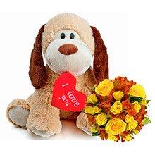Mix de Flores & Dog Love