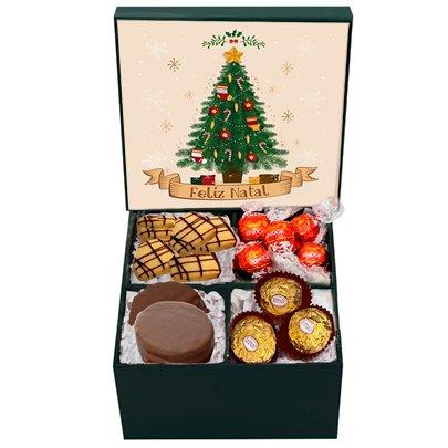 Caixa Natal de Guloseimas