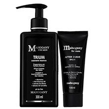 Kit Mahogany For Men