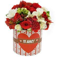 Mix de Flores Te Amo
