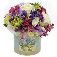 Delicado Mix de Flores Nobres