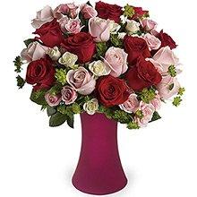 Poesia Mix de Rosas Luxo