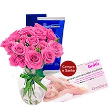 Contagiar de Rosas Purple & Gel Redutor Onodera