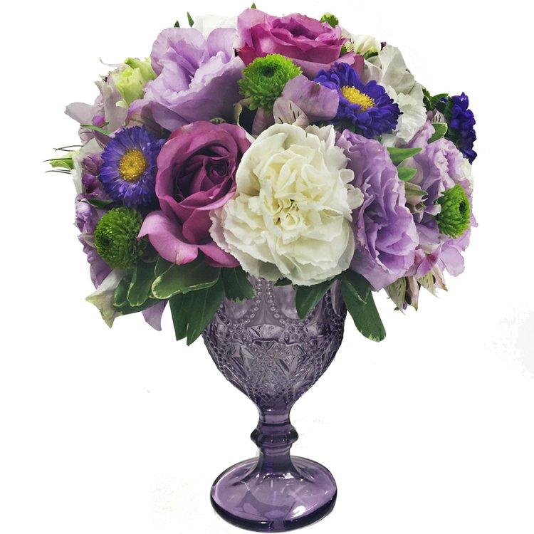 Mix de Flores Royal Purple