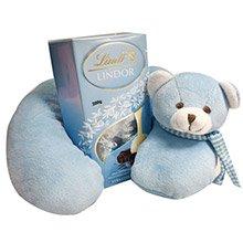Delicioso Carinho Baby Azul