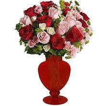 Perfeito Mix de Rosas