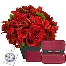 O Segredo da Flor Red & Organizador