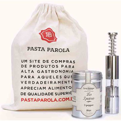 Kit Mix Pimenta & Moedor
