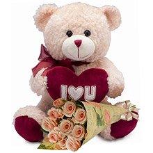 Rosas & Ursinho Love