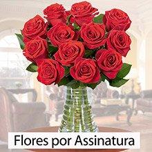 Assinatura de Flores 6 Mêses
