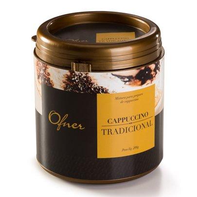 Cappuccino Tradicional Pote 200G Ofner