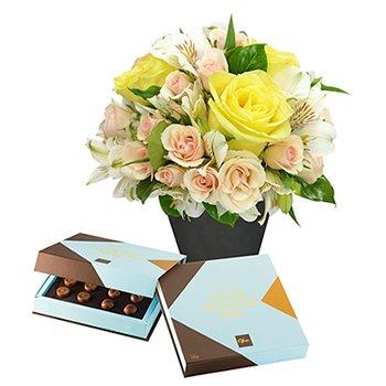 Segredo da Flor Ouro & Chocolate Gouter Zero