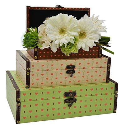 Kit Caixas & Flores