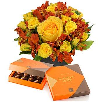 Segredo da Flor Orange & Chocolate Classicos Ofner