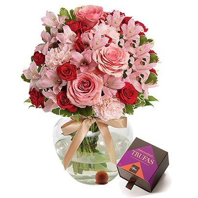 Delicado Mix de Flores & Trufas Ofner