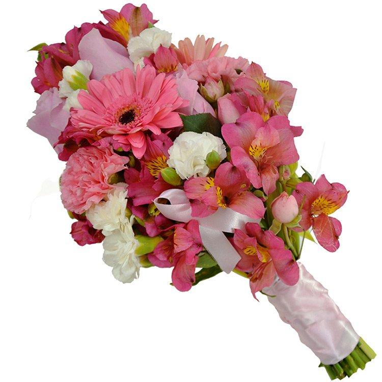 Buquê Primavera Rosa