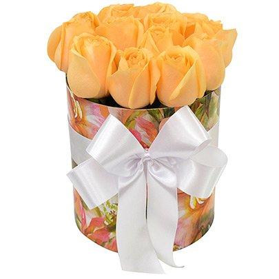 Encantadoras Rosas Champanhe