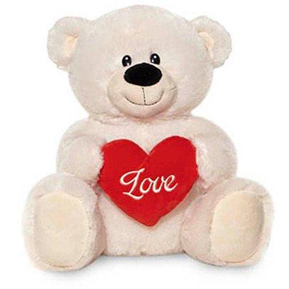 Urso Baunilha Love