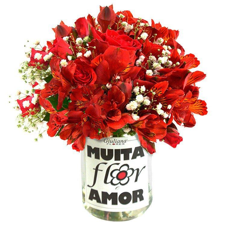 Declaração de Muita Flor e Amor