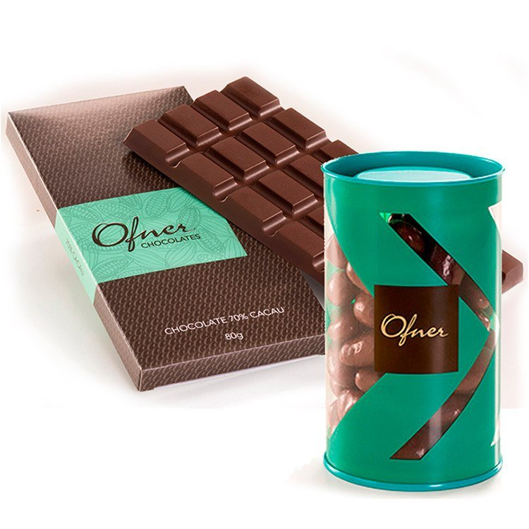 Chocolate Ofner e Petit Tube