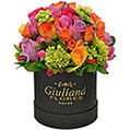 Majestoso Mix de Flores Nobres Black