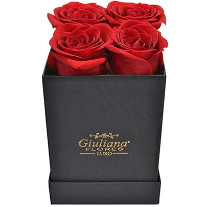 Sublime de Rosas Vermelhas Black