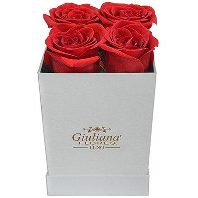 Sublime de Rosas Vermelhas White
