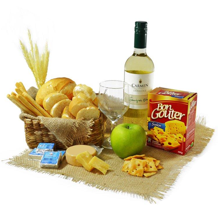 Vinho Branco e Delícias