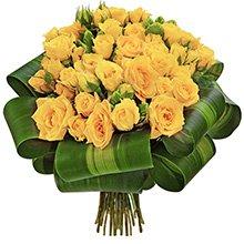 Reconquista de Rosas Amarelo