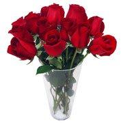 2 Dúzias Rosas Importadas Vermelhas