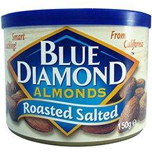 Amêndoas Roasted Salted 150g