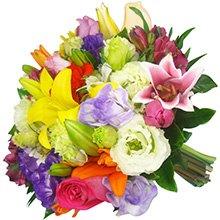 Buquê Mix Flores!