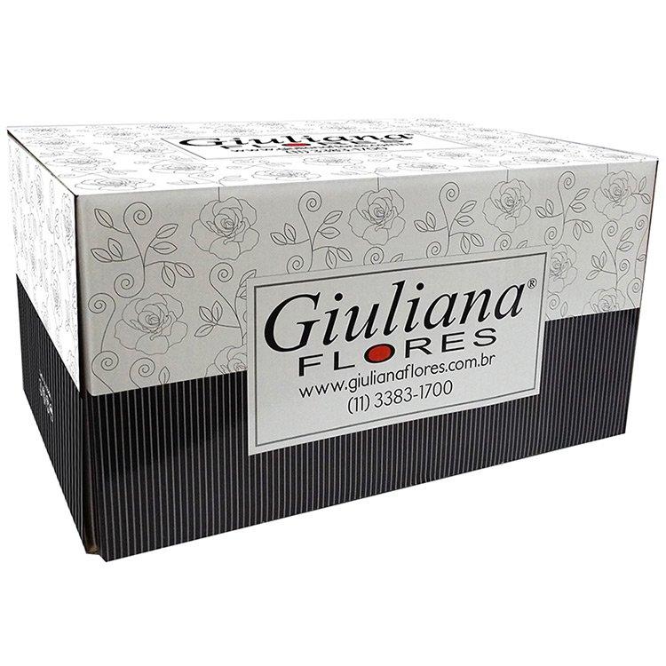 Caixa de Viagem - Red GF