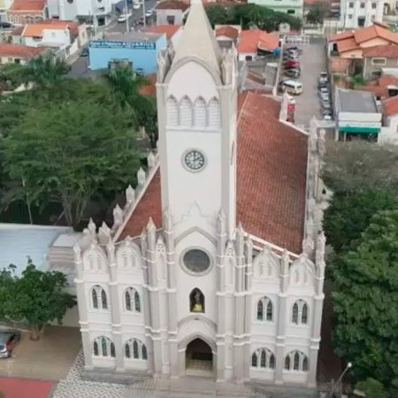 Foto da Basílica de São Miguei Arcanjo