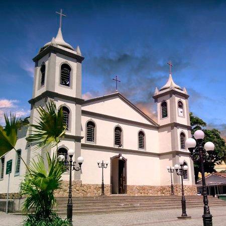 Foto da Igreja Matriz de Cabreúva
