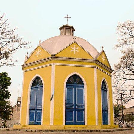Foto da Capela do Bom Jesus da Prisão