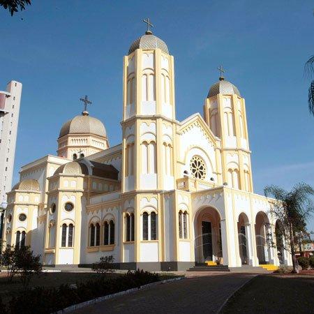 Foto da Catedral Senhora do Carmo