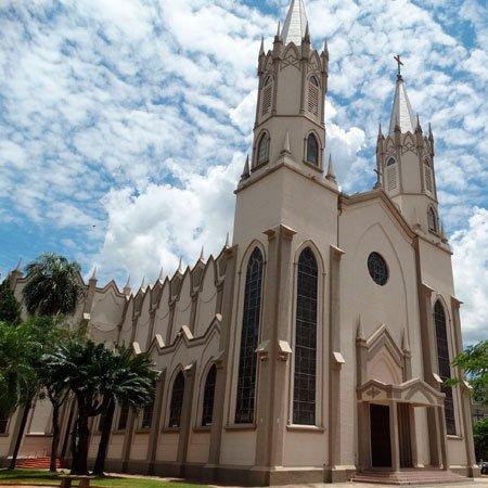 Foto Catedral do Senhor Bom Jesus
