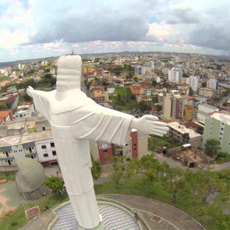Foto do Cristo Redentor