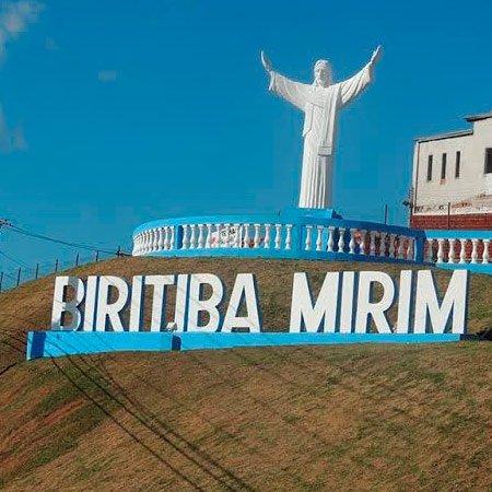 Foto da Entrada da Cidade de Biritiba Mirim