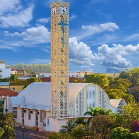 Foto da Igreja Matriz do Senhor Bom Jesus