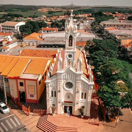 Foto da Igreja Municipal