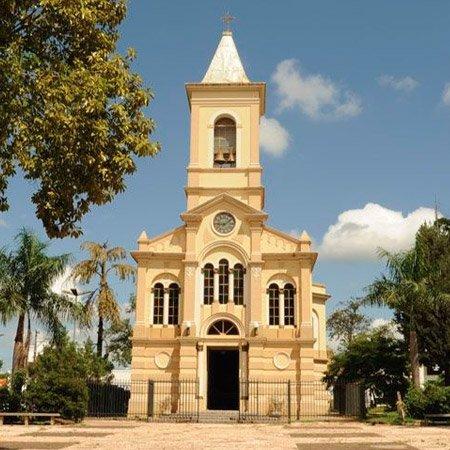 Foto da Igreja Santa Genoveva