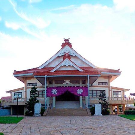Foto do Dendotyo - Igreja Tenrikyo
