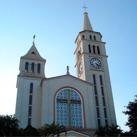 Foto da Igreja São Sebatião