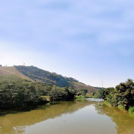 Foto do Rio Muriaé