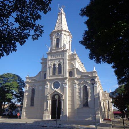 Foto da Paróquia Nossa Senhora D'Ajuda